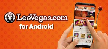 Leo Vegas Android App